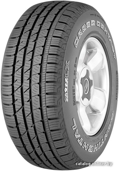 ContiCrossContact LX Sport 235/55R19 101H