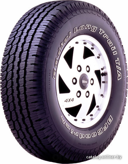 Radial Long Trail T/A 265/70R17 113T