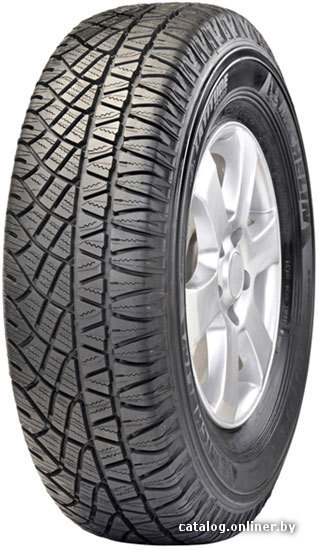 Latitude Cross 255/55R18 109H XL