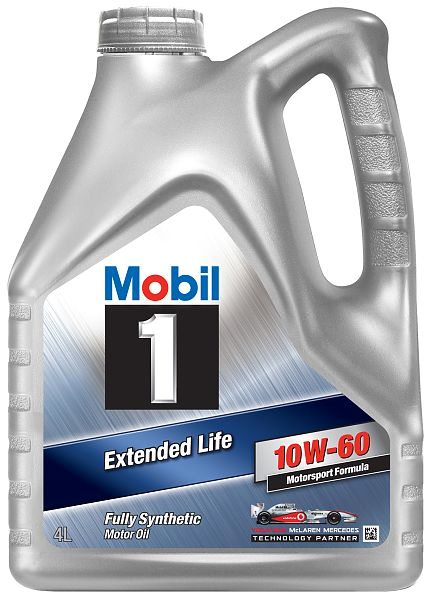 Mobil 1 Extended Life 10W-60 4l